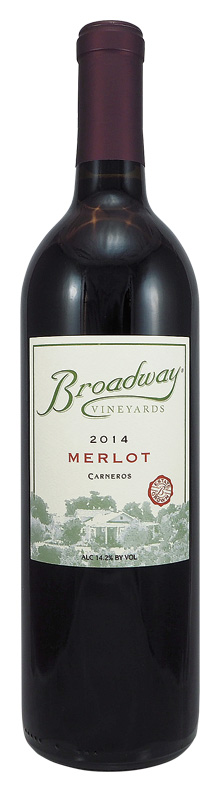 Broadway Vineyards Merlot